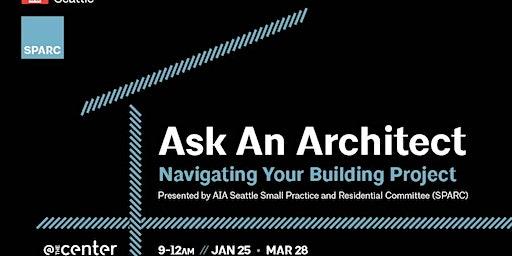 Ask An Architect - January 2020