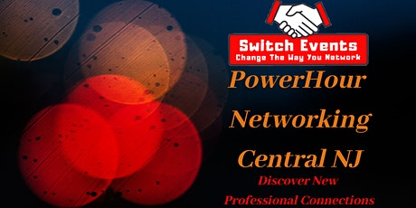 Switch Events PowerHour Networking (Happy Hour!) tickets