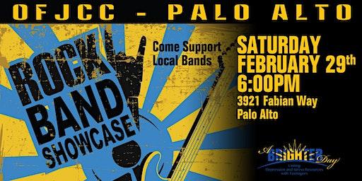 Band Showcase Palo Alto - FEB 2020