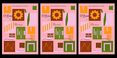 O'Flynn at Button Factory tickets