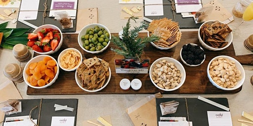 Cheese + Charcuterie | Styling your own board with The Gourmet Goddess