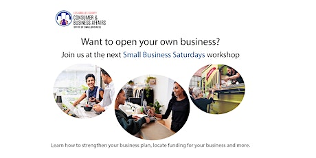 San Fernando Library Small Business Saturday Workshop tickets