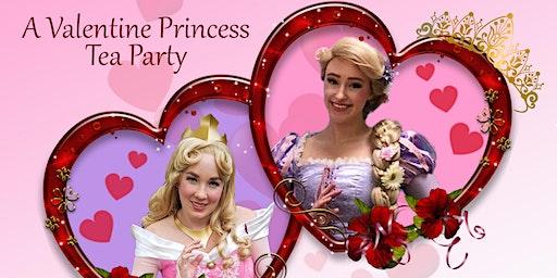 A Valentine Princess Tea Party