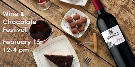 Wine and Chocolate Festival tickets