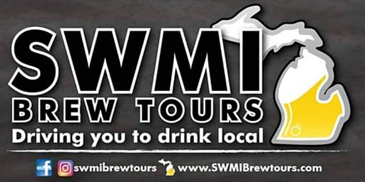 Brewery/Winery Tour Saturday, March 14th Pick In B