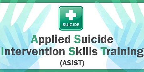 ASIST 11 - Applied Suicide Intervention Skills Training - Two Day Workshop tickets