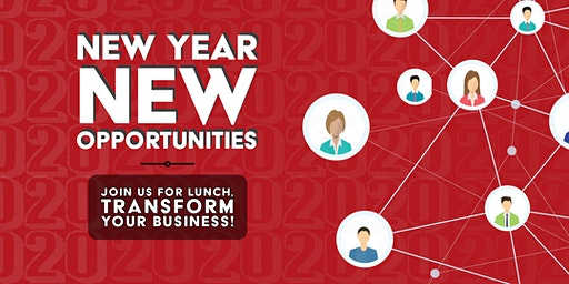 New Year, New Opportunities: Join Us for Lunch w/ speaker Richard Luppino