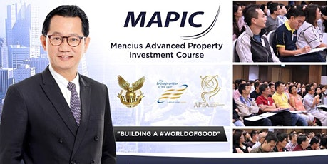 [*Mentor of Property Investors - Dr Patrick Liew*] tickets