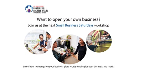 Lomita Library Small Business Saturday Workshop tickets