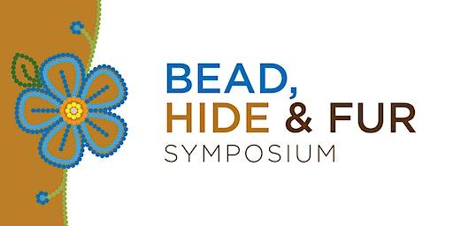Bead, Hide & Fur Symposium 2020