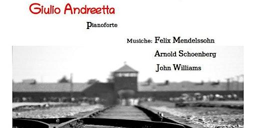Giulio Andreetta a Villafranca Padovana per la Giornata della Memoria