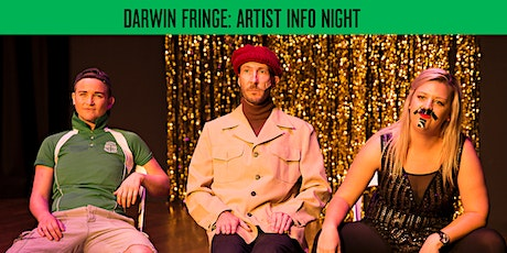Artist Info Night + Ideas Networking Session tickets