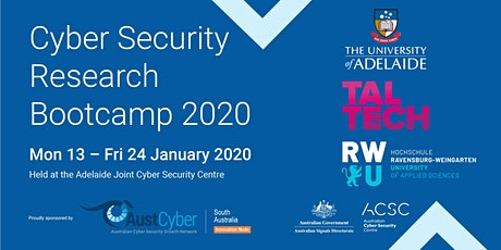 Advances in Cyber Security Research tickets