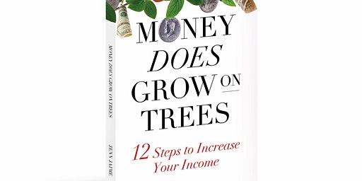Money Does Grow on Trees Book Launch