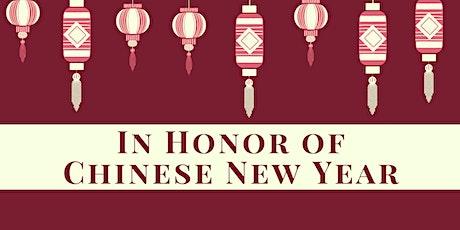 Chinese New Year Zheng & Tai Chi Performance tickets
