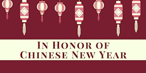 Chinese New Year Zheng & Tai Chi Performance