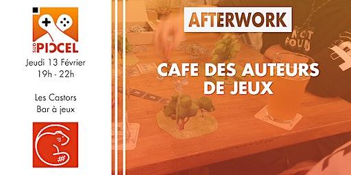 Sud PICCEL - Café des Auteurs de Jeux