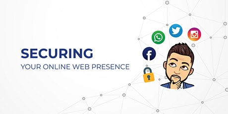 Securing Your Online Web Presence tickets