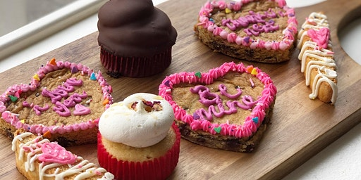 Galentine's Day: Build Your Own Dessert Board