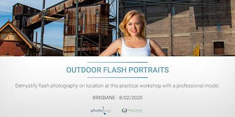 Outdoor Studio Portraits - 08/02/2020 - Brisbane tickets