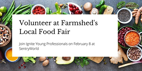 Volunteer with Ignite at the Local Food Fair tickets