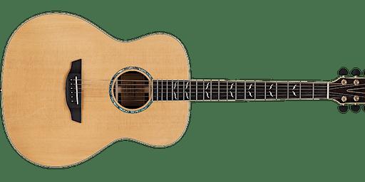 Free Holiday Guitar Class - JUNIOR