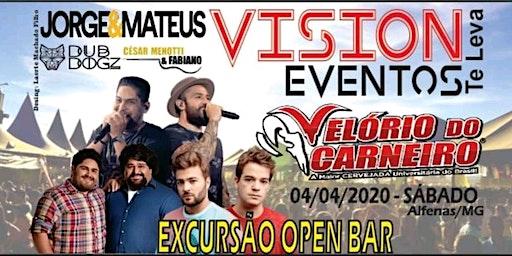 Vision Eventos te leva: Velório do Carneiro 2020 -