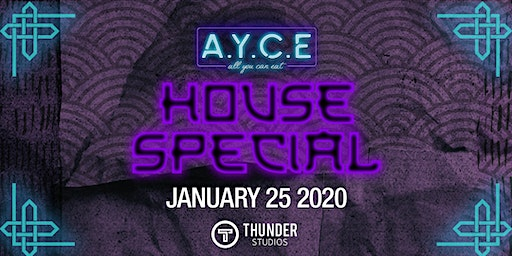 House Special Warehouse Party