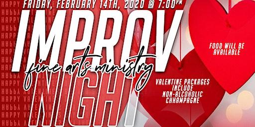 Valentine Improv Night @ The Ramp