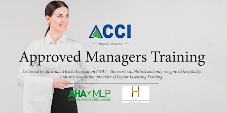 Approved Managers (MLP1) Course tickets