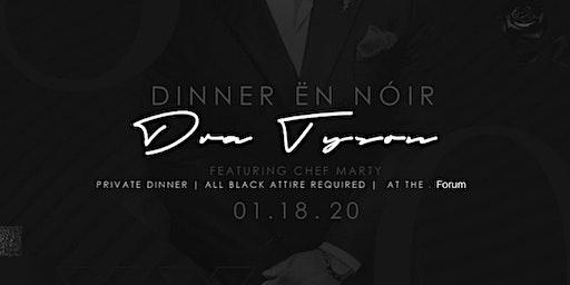 Dra's 30th Birthday Dinner