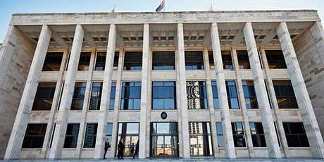 Exploring our State's Heritage: Inside and Out @ Your Parliament House tickets