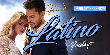 LATINO FRIDAYS tickets