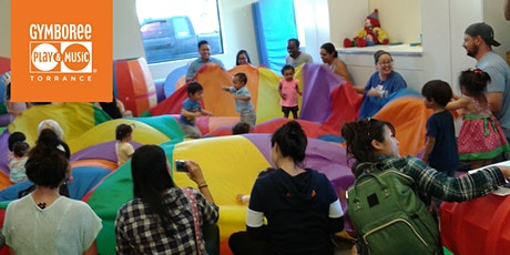 FREE BCB Playdate with Torrance Gymboree  tickets