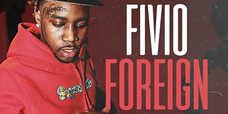 """Fivio Foreign Performing The Hit """"Big Drip"""" + More tickets"""