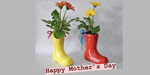 Mother's Day Planting Crafts Event