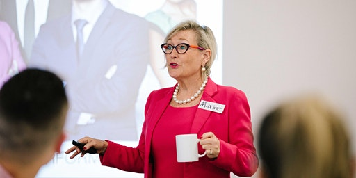 Keynote Speaker - Maxine Driscoll from Think Leadership