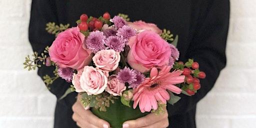 Spring Petals and Pinot