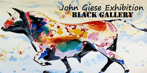 John Giese Exhibition Official Opening