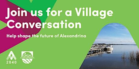 Village Conversation: Clayton Bay tickets