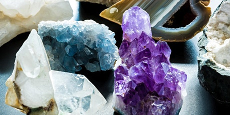 Crystallography Fall Showcase Seattle: Crystals Rocks Gems Jewelry Healers tickets