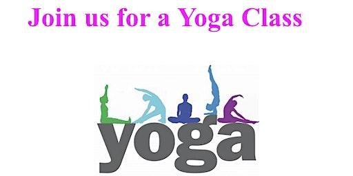 Yoga at Dillard's