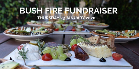 Serotonin Summer Menu Launch + Bushfire Fundraiser  Dinner tickets