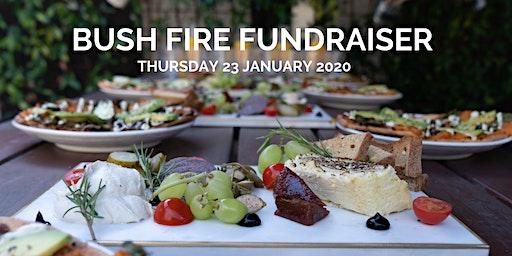 Serotonin Summer Menu Launch + Bushfire Fundraiser  Dinner