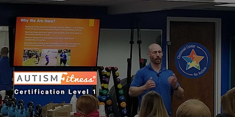 Autism Fitness Level 1 - Cincinatti-OH-September-12-13 tickets
