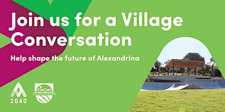 Village Conversation: Mount Compass tickets