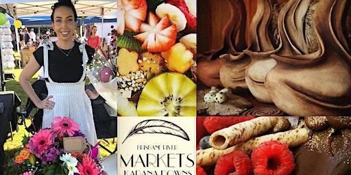 Brisbane River Markets Karana Downs June 28