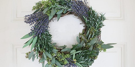 Wine, Sweets, and Lavender Wreaths tickets