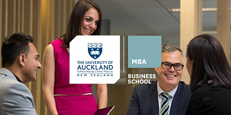 University of Auckland MBA Taster tickets