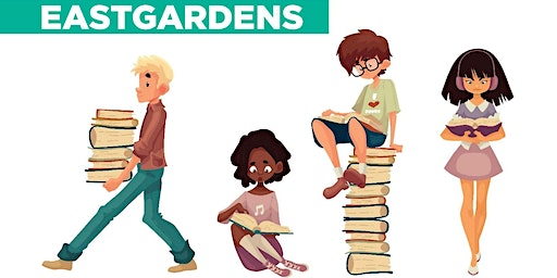 Eastgardens Library - Teen Book Squad (For teenagers 13+)